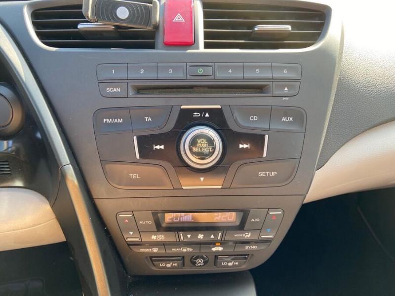 Honda Civic 1.6 I-DTEC 120 BV6 EXECUTIVE Noir occasion à Lescure-d'Albigeois - photo n°14
