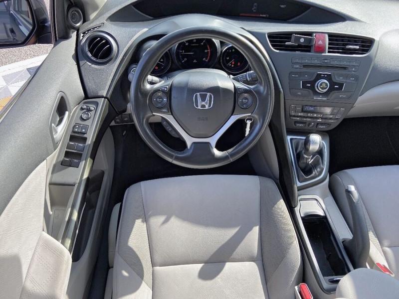 Honda Civic 1.6 I-DTEC 120 BV6 EXECUTIVE Noir occasion à Lescure-d'Albigeois - photo n°11