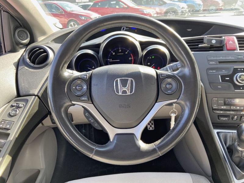 Honda Civic 1.6 I-DTEC 120 BV6 EXECUTIVE Noir occasion à Lescure-d'Albigeois - photo n°13