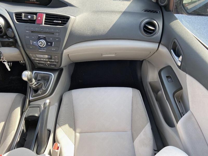 Honda Civic 1.6 I-DTEC 120 BV6 EXECUTIVE Noir occasion à Lescure-d'Albigeois - photo n°12
