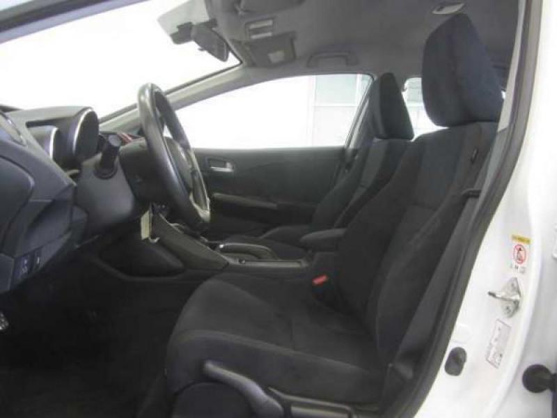 Honda Civic 2.2 CDTI 150 CH Sport Blanc occasion à Beaupuy - photo n°5