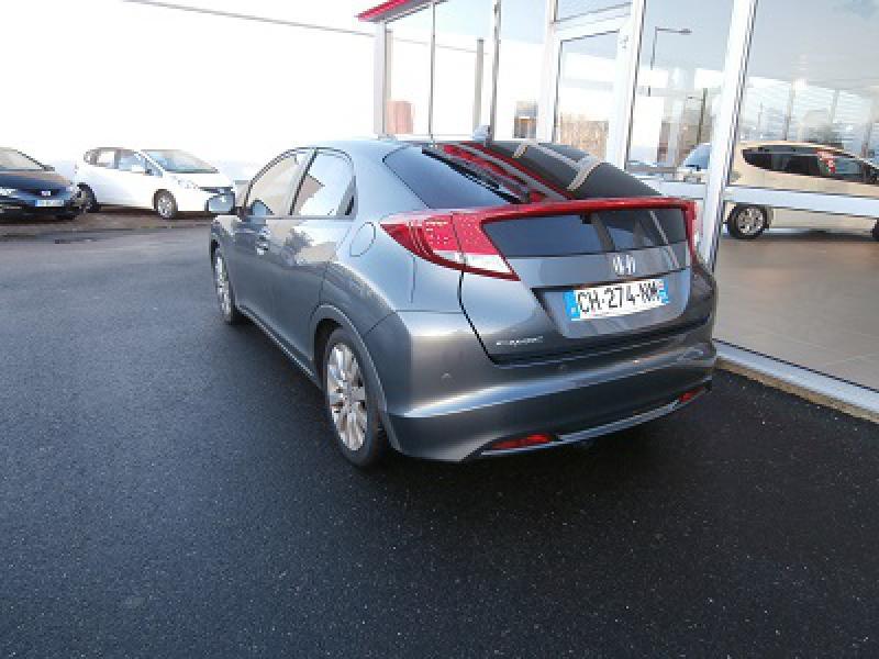 Honda Civic 2.2L Exclusive Navi  occasion à Brest - photo n°2