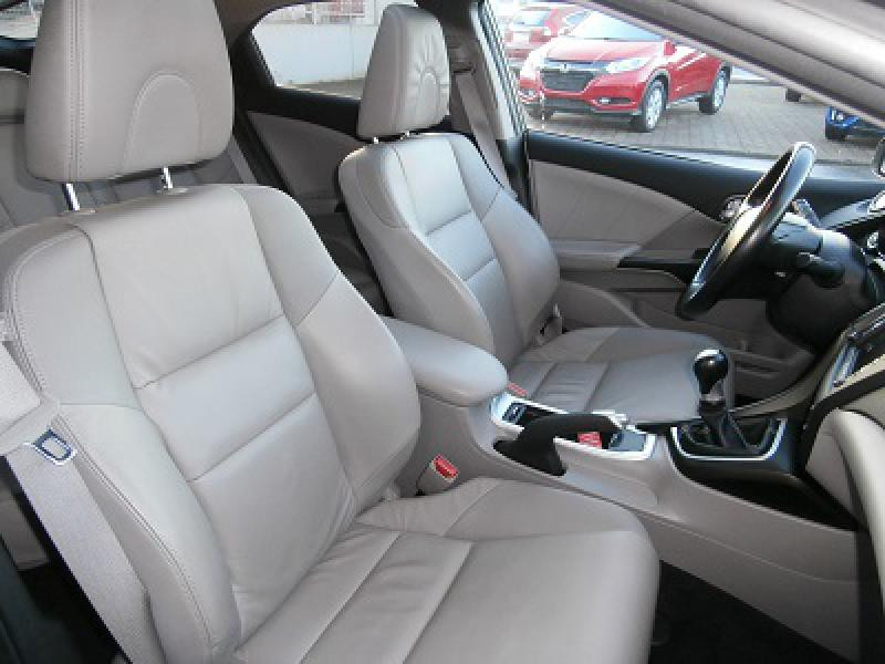Honda Civic 2.2L Exclusive Navi  occasion à Brest - photo n°6