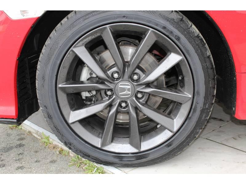Honda Civic 2018 1.6 i-DTEC 120 Executive Rouge occasion à Lescar - photo n°13