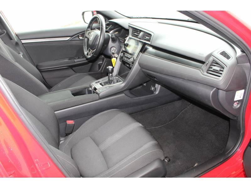 Honda Civic 2018 1.6 i-DTEC 120 Executive Rouge occasion à Lescar - photo n°8