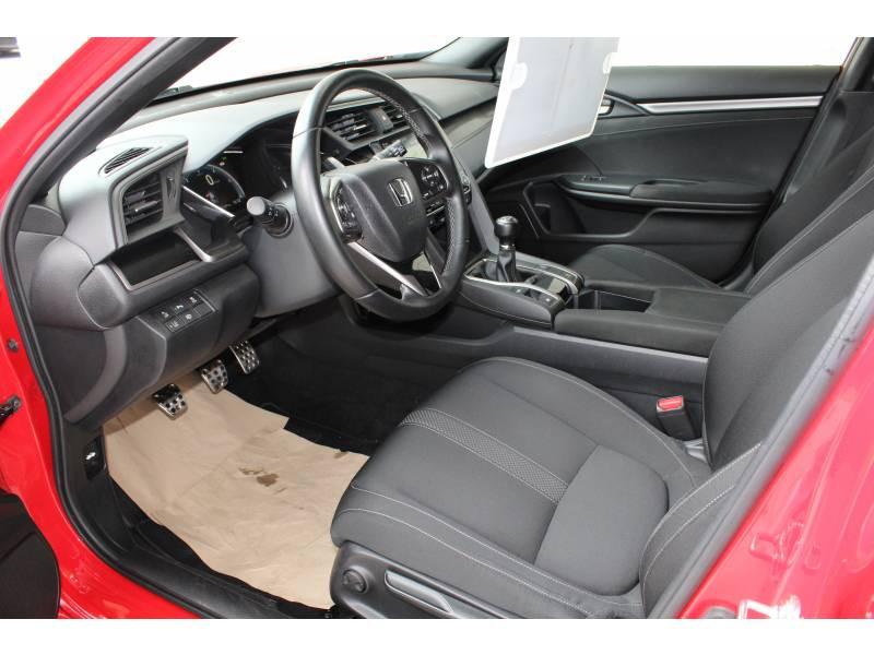 Honda Civic 2018 1.6 i-DTEC 120 Executive Rouge occasion à Lescar - photo n°5
