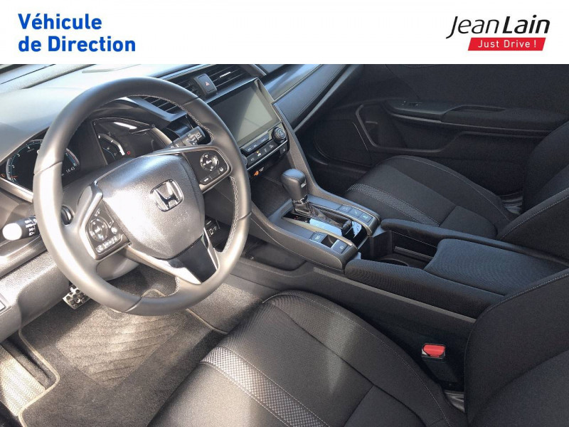 Honda Civic Civic 1.0 i-VTEC 126 CVT Exclusive 5p  occasion à Échirolles - photo n°11