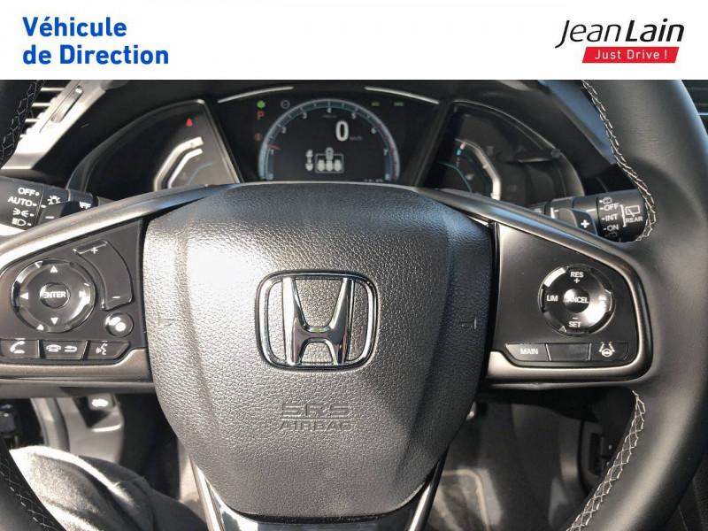 Honda Civic Civic 1.0 i-VTEC 126 CVT Exclusive 5p  occasion à Échirolles - photo n°12