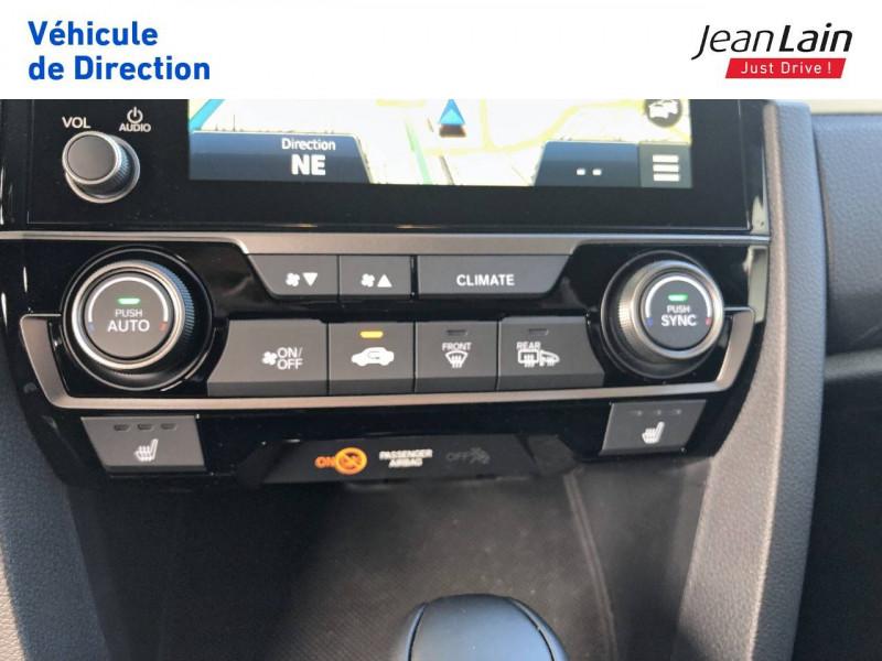 Honda Civic Civic 1.0 i-VTEC 126 CVT Exclusive 5p  occasion à Échirolles - photo n°14