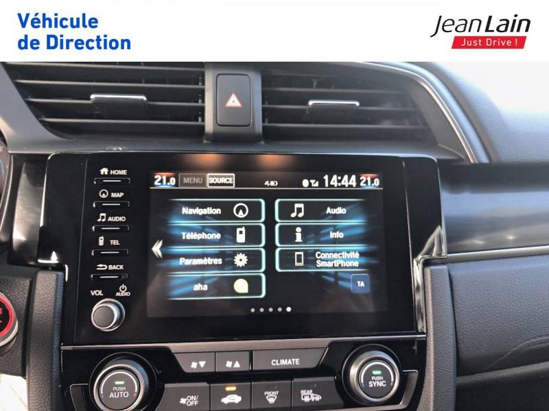Honda Civic Civic 1.0 i-VTEC 126 CVT Exclusive 5p  occasion à Échirolles - photo n°16