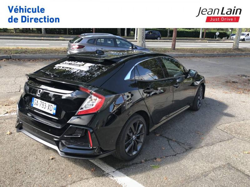 Honda Civic Civic 1.0 i-VTEC 126 CVT Exclusive 5p  occasion à Échirolles - photo n°5