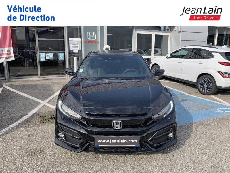 Honda Civic Civic 1.0 i-VTEC 126 Executive 5p Noir occasion à Seynod - photo n°2