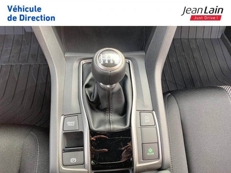 Honda Civic Civic 1.0 i-VTEC 126 Executive 5p Noir occasion à Seynod - photo n°13