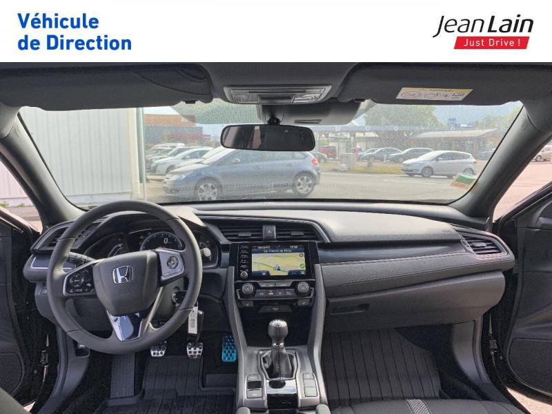 Honda Civic Civic 1.0 i-VTEC 126 Executive 5p Noir occasion à Seynod - photo n°18