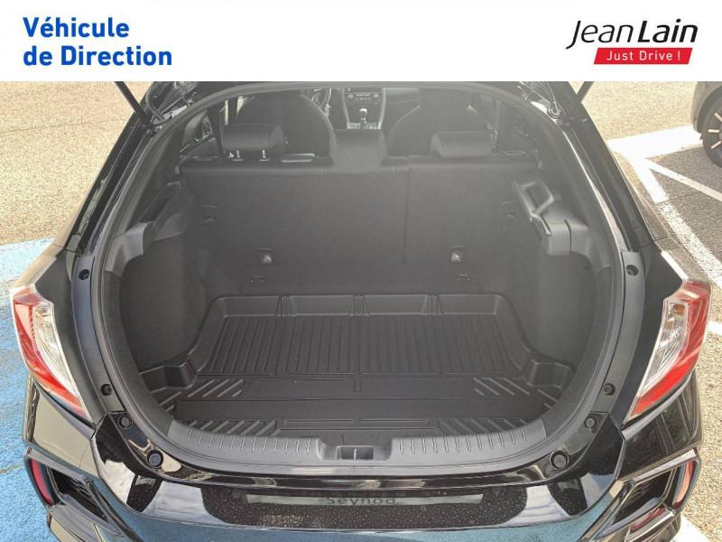 Honda Civic Civic 1.0 i-VTEC 126 Executive 5p Noir occasion à Seynod - photo n°10