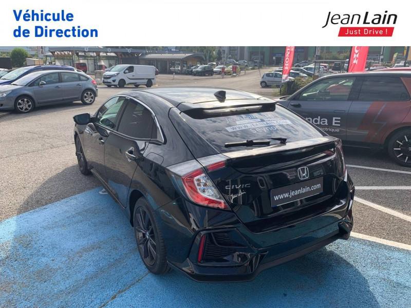 Honda Civic Civic 1.0 i-VTEC 126 Executive 5p Noir occasion à Seynod - photo n°7