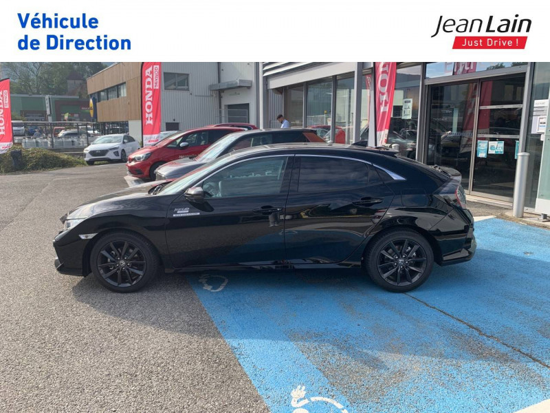 Honda Civic Civic 1.0 i-VTEC 126 Executive 5p Noir occasion à Seynod - photo n°8