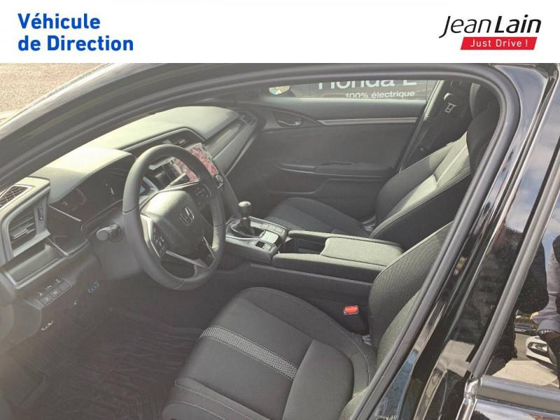 Honda Civic Civic 1.0 i-VTEC 126 Executive 5p Noir occasion à Seynod - photo n°11