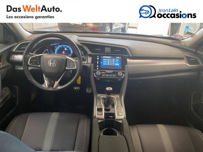 Honda Civic Civic 1.5 i-VTEC 182 Exclusive 4p Gris occasion à Seyssinet-Pariset - photo n°18