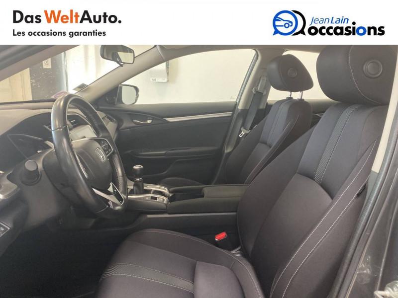 Honda Civic Civic 1.5 i-VTEC 182 Exclusive 4p Gris occasion à Seyssinet-Pariset - photo n°11