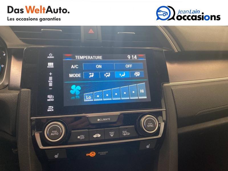 Honda Civic Civic 1.5 i-VTEC 182 Exclusive 4p Gris occasion à Seyssinet-Pariset - photo n°14