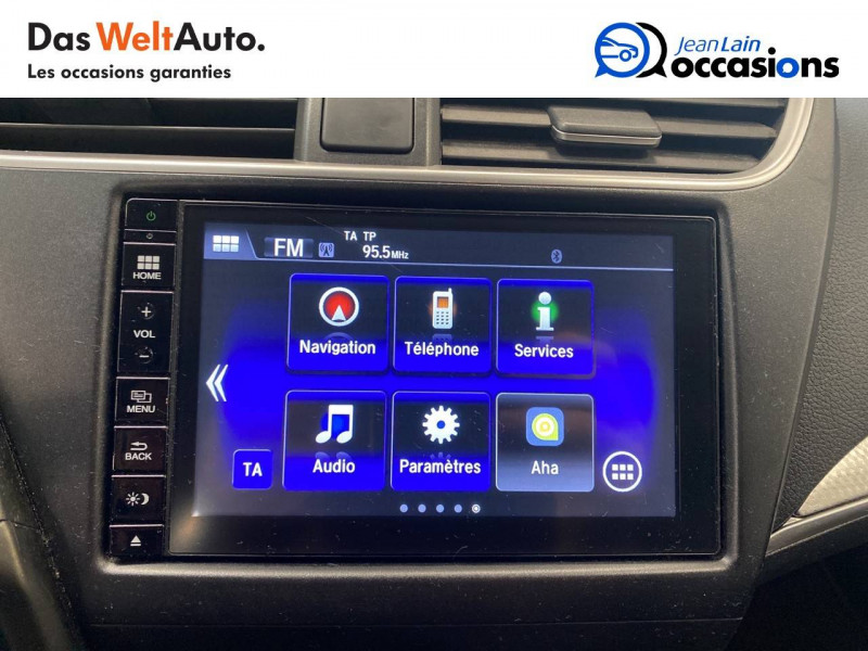 Honda Civic Civic 1.6 i-DTEC 120 Vaillante 5p Bleu occasion à Crolles - photo n°16