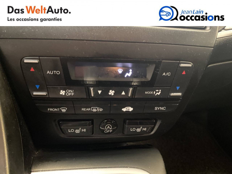 Honda Civic Civic 1.6 i-DTEC 120 Vaillante 5p Bleu occasion à Crolles - photo n°14