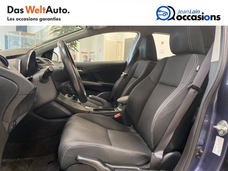 Honda Civic Civic 1.6 i-DTEC 120 Vaillante 5p Bleu occasion à Crolles - photo n°11