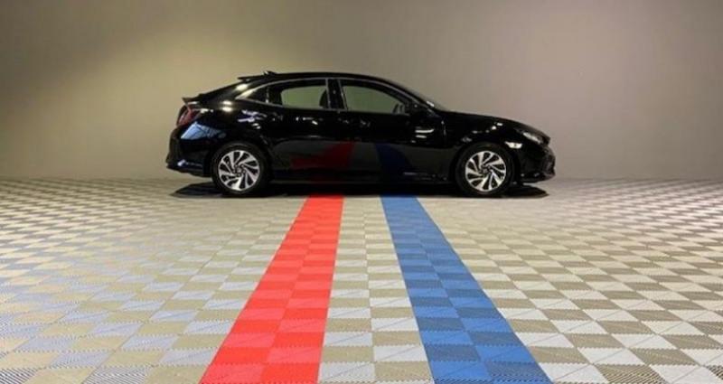 Honda Civic ELEGANCE 1.6 I-DTEC Noir occasion à Saint Etienne - photo n°5