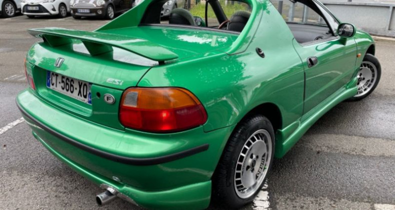 Honda Civic ESI Vert occasion à REZE - photo n°5