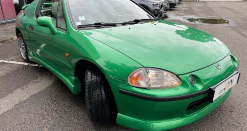 Honda Civic ESI Vert occasion à REZE - photo n°7