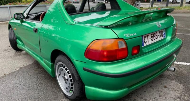 Honda Civic ESI Vert occasion à REZE - photo n°3