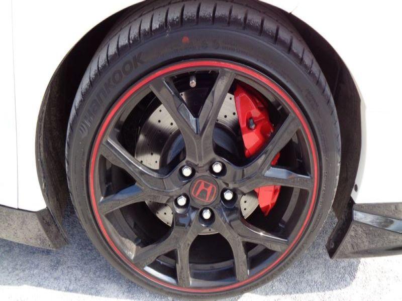 Honda Civic Type R 2.0 i-VTEC Type-R GT Blanc occasion à Beaupuy - photo n°8