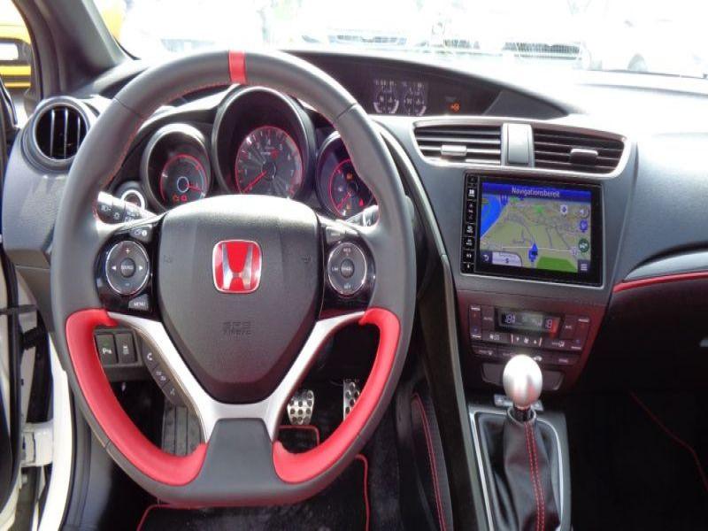 Honda Civic Type R 2.0 i-VTEC Type-R GT Blanc occasion à Beaupuy - photo n°4