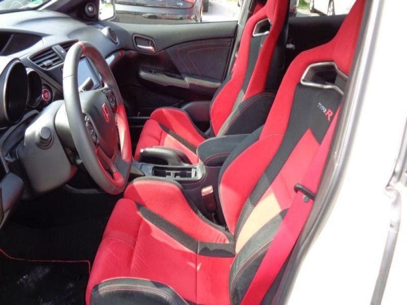 Honda Civic Type R 2.0 i-VTEC Type-R GT Blanc occasion à Beaupuy - photo n°3