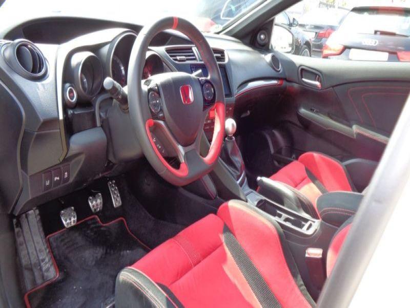 Honda Civic Type R 2.0 i-VTEC Type-R GT Blanc occasion à Beaupuy