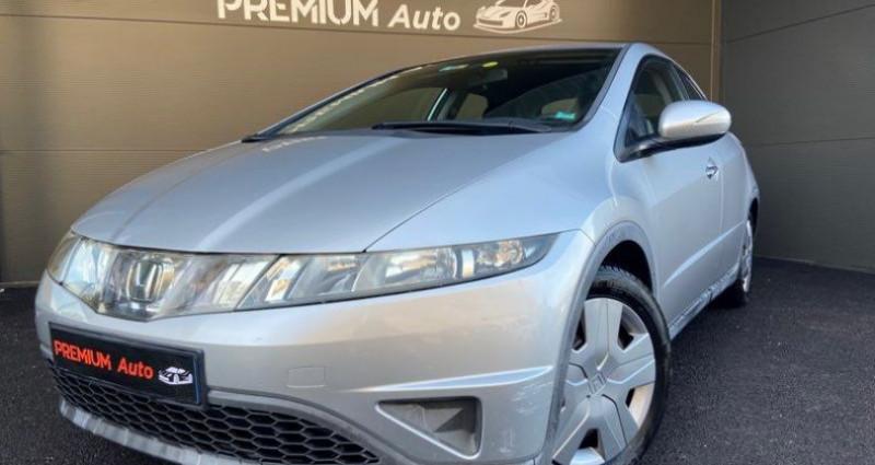 Honda Civic VIII 5p 1.4 i 83cv i-shift Boîte auto Gris occasion à Francin