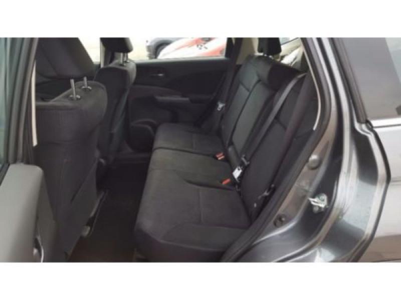 Honda CR-V 1.6 i-DTEC 120 CH Gris occasion à Beaupuy - photo n°4