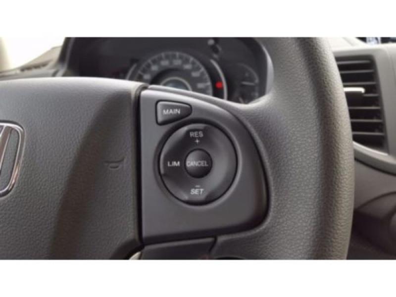 Honda CR-V 1.6 i-DTEC 120 CH Gris occasion à Beaupuy - photo n°7