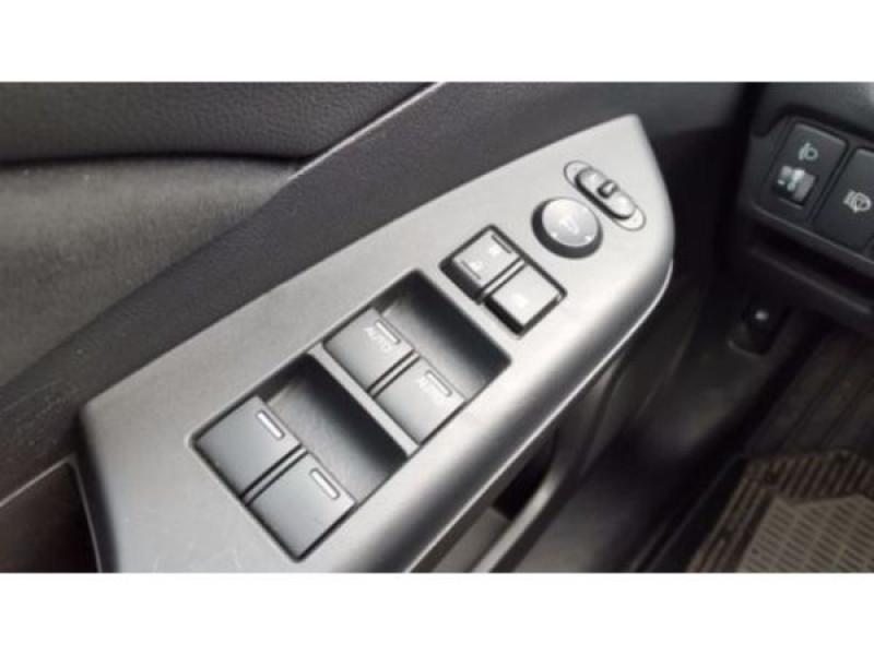 Honda CR-V 1.6 i-DTEC 120 CH Gris occasion à Beaupuy - photo n°5