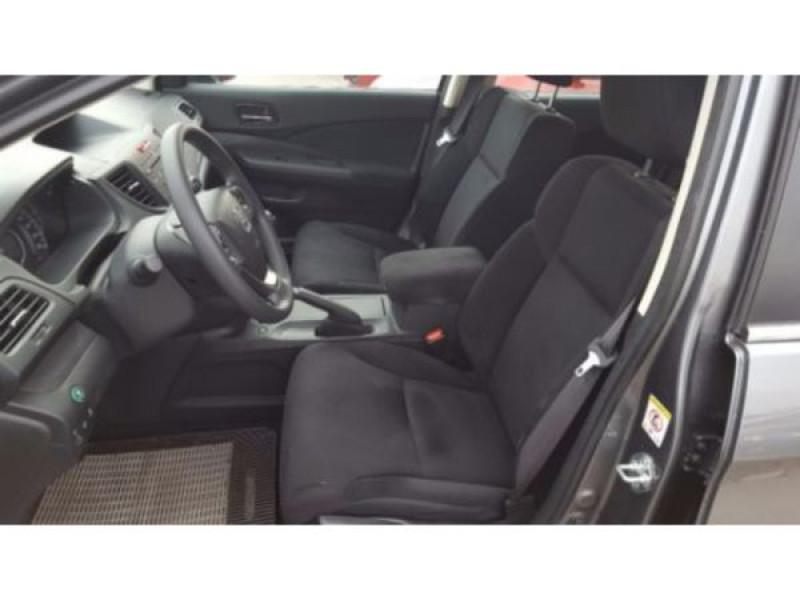 Honda CR-V 1.6 i-DTEC 120 CH Gris occasion à Beaupuy - photo n°3