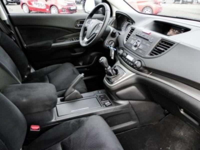 Honda CR-V 1.6 i-DTEC 120 CH Bleu occasion à Beaupuy - photo n°3