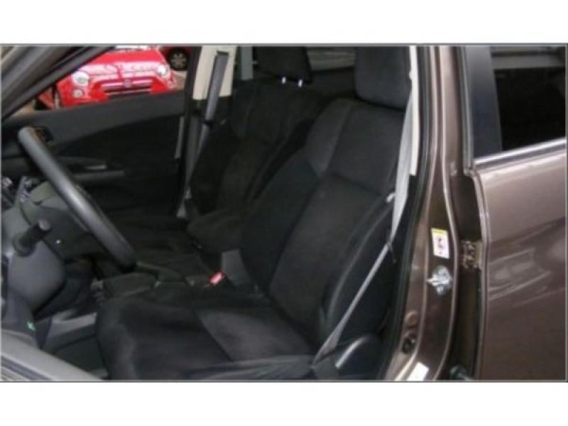 Honda CR-V 1.6 i-DTEC 120 CH Marron occasion à Beaupuy - photo n°3