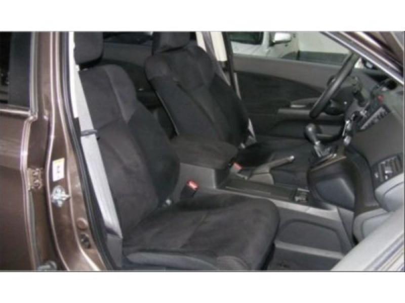 Honda CR-V 1.6 i-DTEC 120 CH Marron occasion à Beaupuy - photo n°5