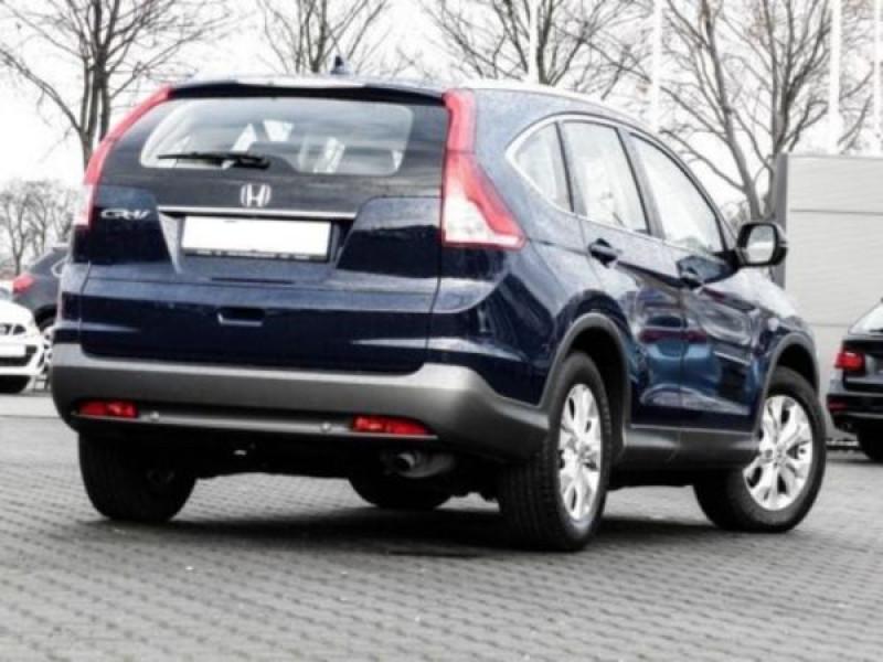 Honda CR-V 1.6 i-DTEC 120 CH Bleu occasion à Beaupuy - photo n°2