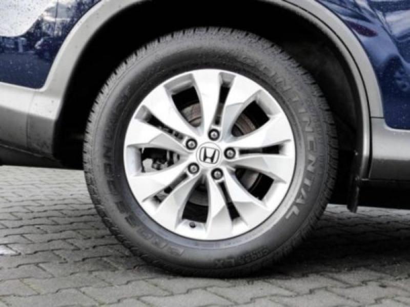 Honda CR-V 1.6 i-DTEC 120 CH Bleu occasion à Beaupuy - photo n°8