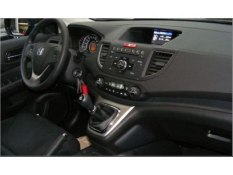 Honda CR-V 1.6 i-DTEC 120 CH Marron occasion à Beaupuy - photo n°4