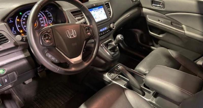 Honda CR-V 1.6 i-DTEC 120ch Executive Navi 2WD Rouge occasion à Saint Etienne - photo n°7