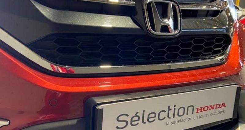 Honda CR-V 1.6 i-DTEC 120ch Executive Navi 2WD Rouge occasion à Saint Etienne - photo n°6