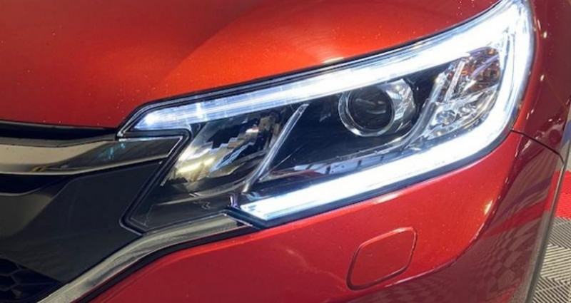 Honda CR-V 1.6 i-DTEC 120ch Executive Navi 2WD Rouge occasion à Saint Etienne - photo n°5